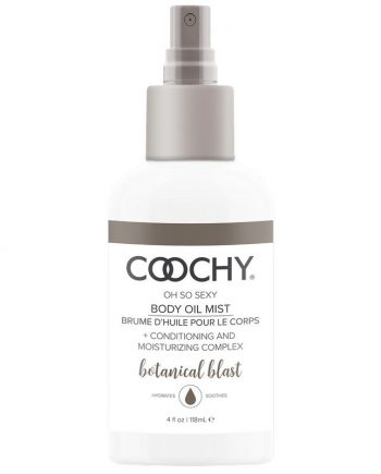 Coochy Body Oil