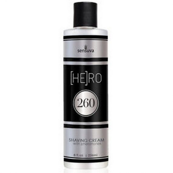 Hero 260 Shaving Cream 1