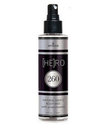 Hero 260 Male Body Mist