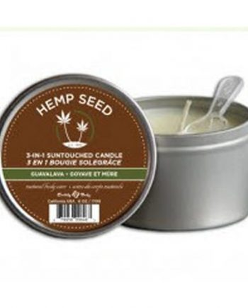 BBP+ Scented Massage Candle